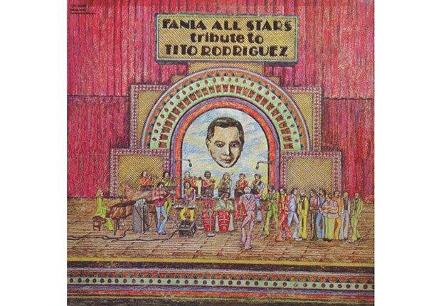Tribute to Tito Rodriguez - Los discos de Fania All-Stars