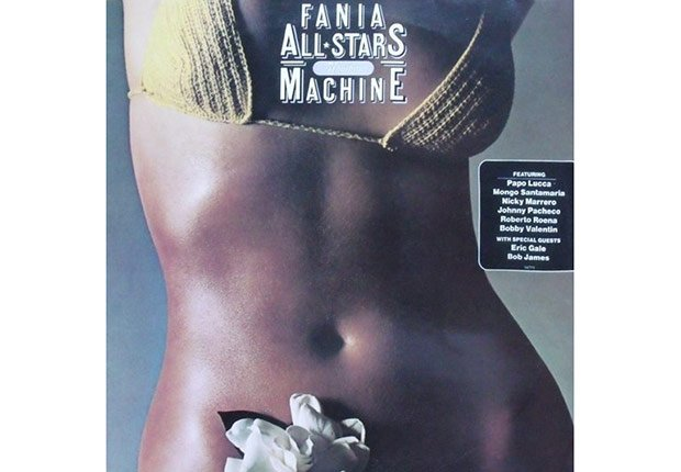 Rhythm Machine - Los discos de Fania All-Stars