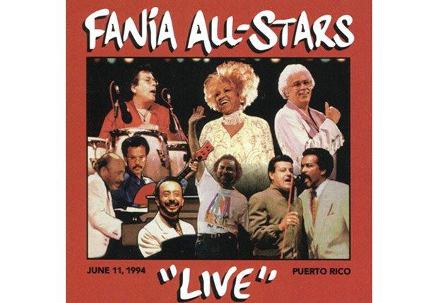 Fania All Stars Live - Los discos de Fania All-Stars