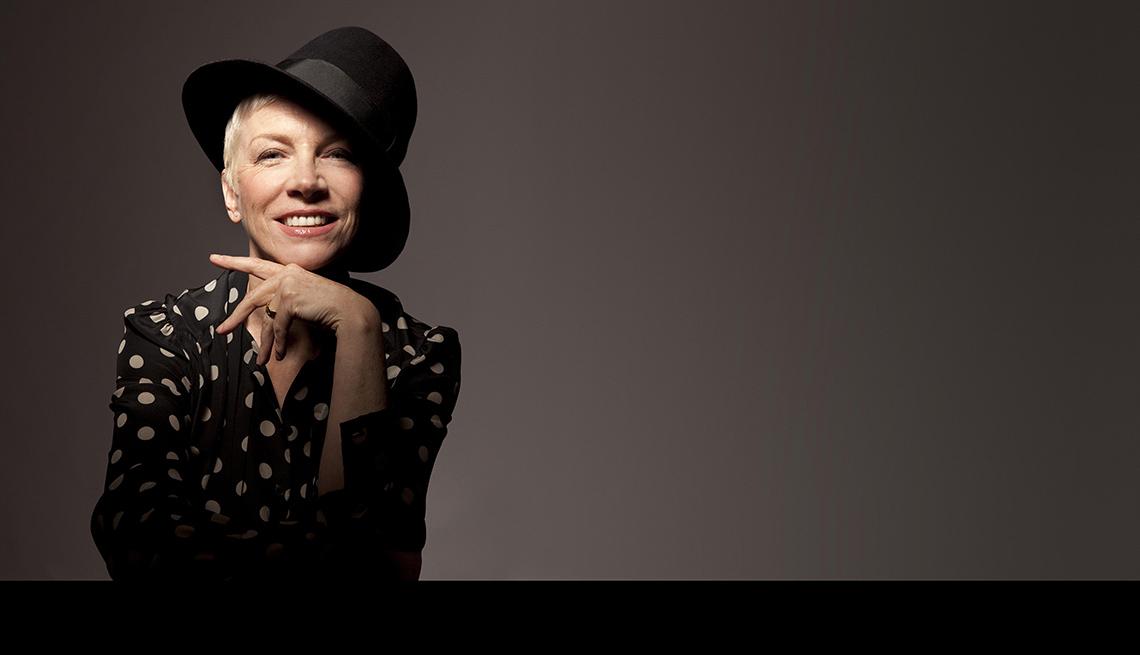 Annie Lennox, Singer, Portrait, Best Albums Of 2014