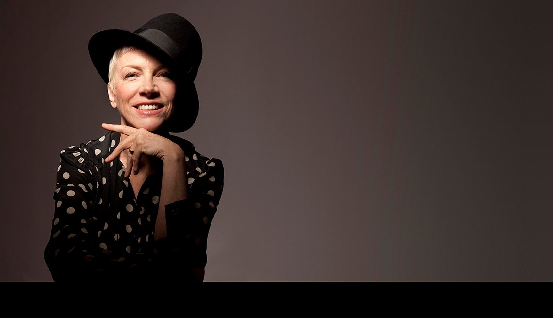 Annie Lennox, Singer, Portrait, Best Albums Of 2014