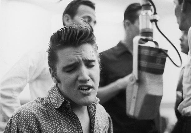 Elvis Presley - Hitos en la vida y carrera del rey del rock n roll