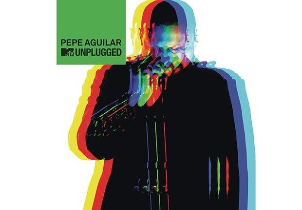 Pepe Aguilar Unplugged, los 10 discos del 2014