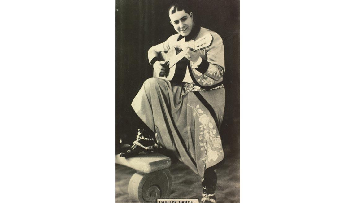 item 4 of Gallery image - Carlos Gardel - A 80 años de su muerte