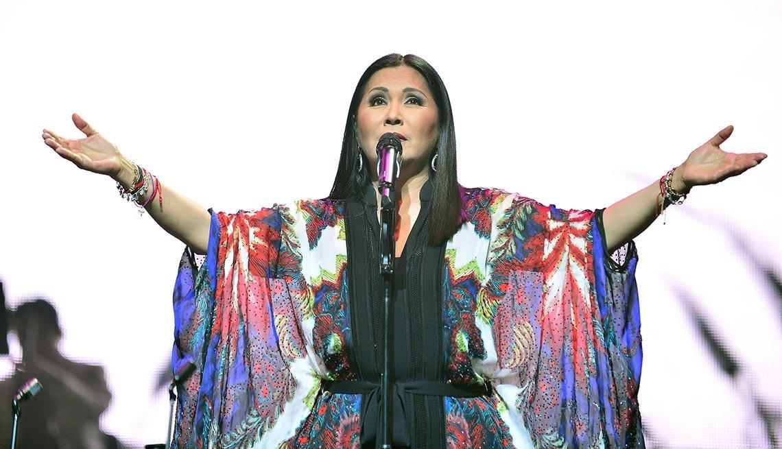 Ana Gabriel - Canciones clásicas del pop latino y sus intérpretes