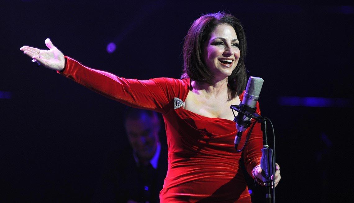 Gloria Estefan - Canciones clásicas del pop latino y sus intérpretes
