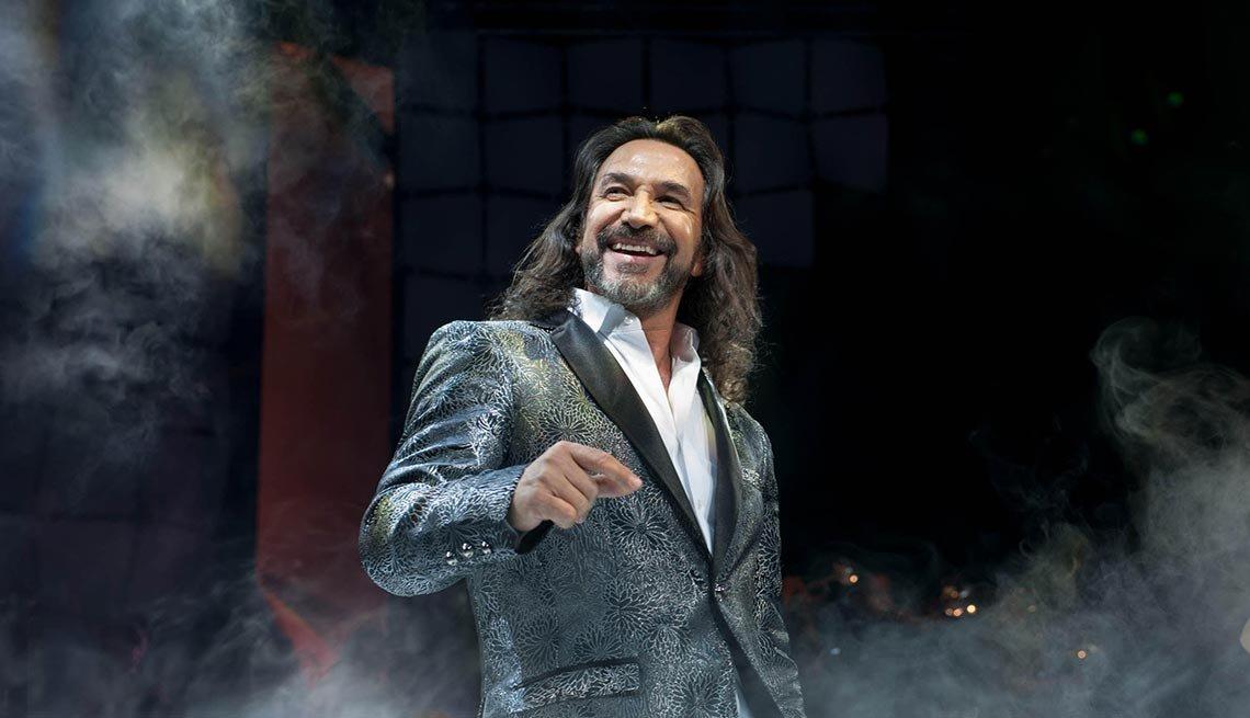Marco Antonio Solis - Canciones clásicas del pop latino y sus intérpretes