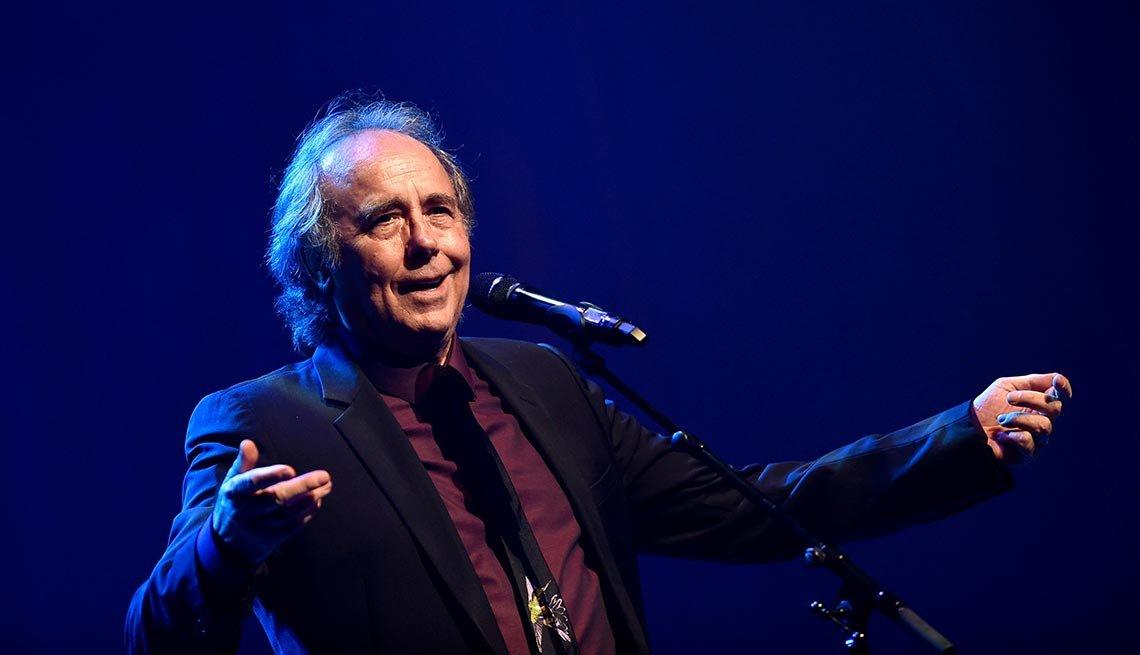 Joan Manuel Serrat - Canciones clásicas del pop latino y sus intérpretes