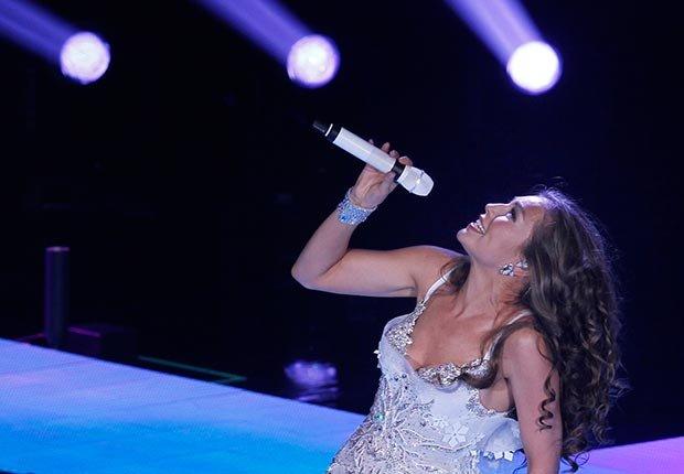 Thalía - Canciones clásicas del pop latino y sus intérpretes