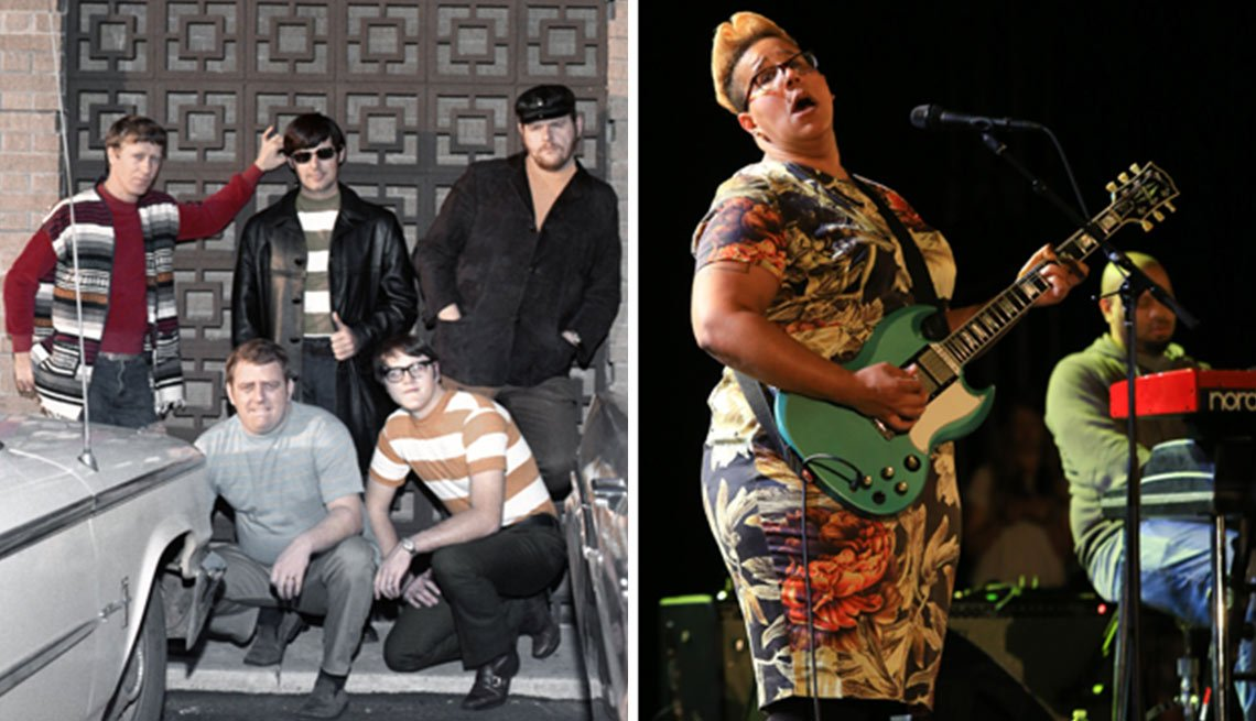 Bridging the Music Gap, The Muscle Shoals Sound Rhythm Section/Alabama Shakes