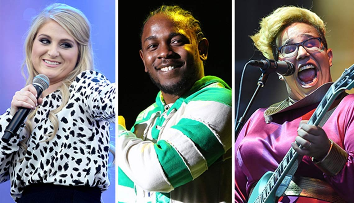 Bridging the Music Gap, Meghan Trainor, Kendrick Lamar and Brittany Howard