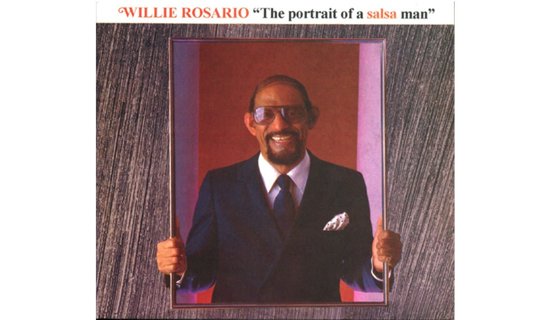 The Portrait of a Salsa Man - Éxitos de Willie Rosario