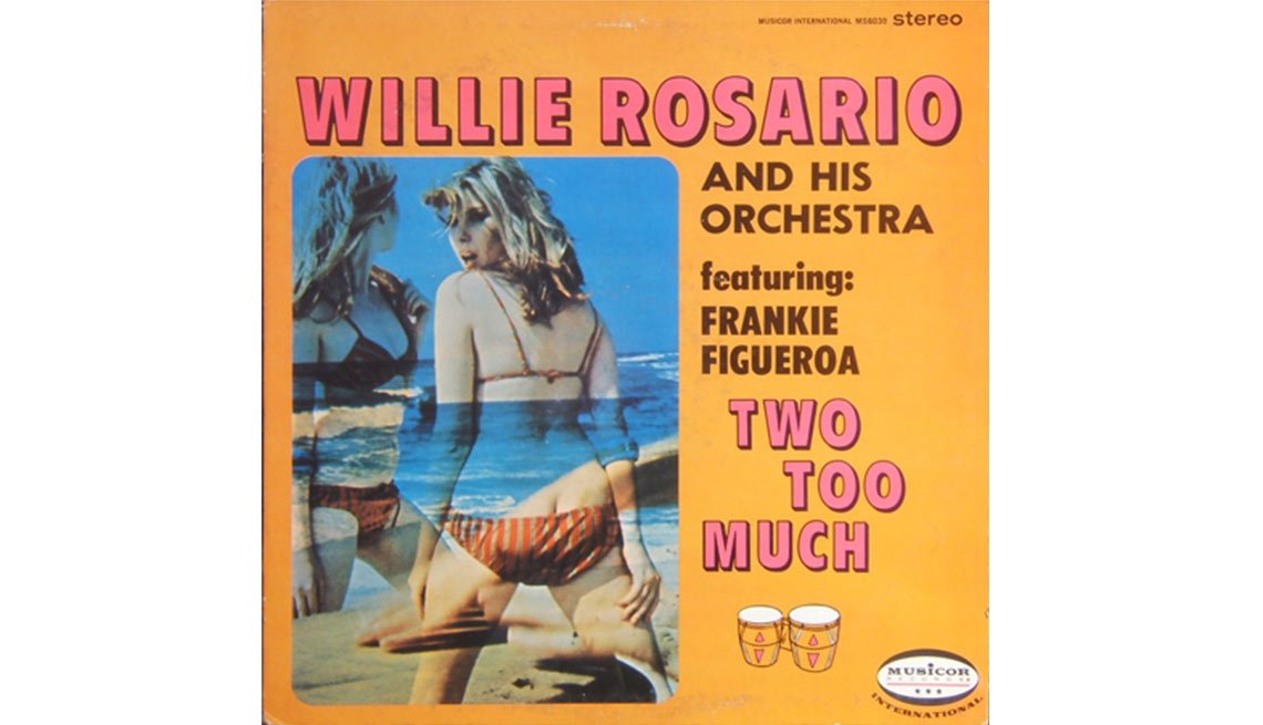 Two Too Much - Éxitos de Willie Rosario