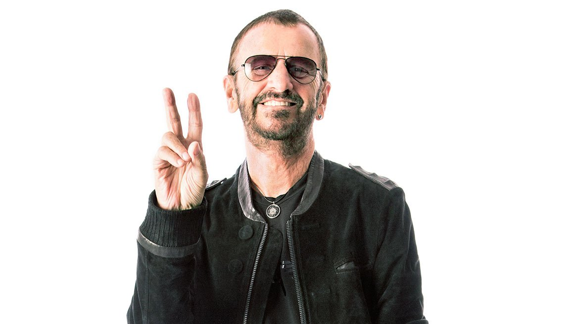 Ringo Starr, Drummer, The Beatles, What I Know Now, 2015 Interview