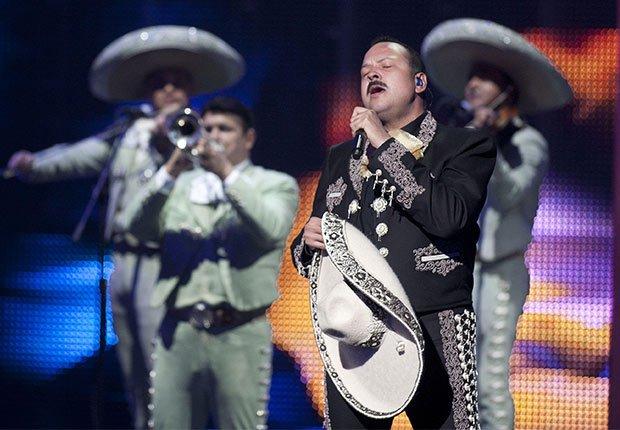 Pepe Aguilar, rancheras inolvidables
