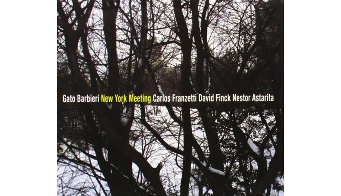 Gato Barbieri - New York Meeting