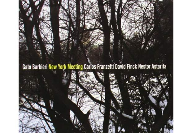 Gato Barbieri - New York Meeting