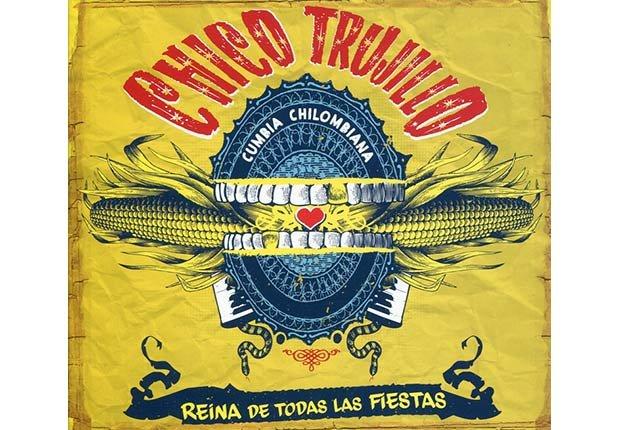 Chico Trujillo, 'Reina de todas las fiestas' - Discos del 2015