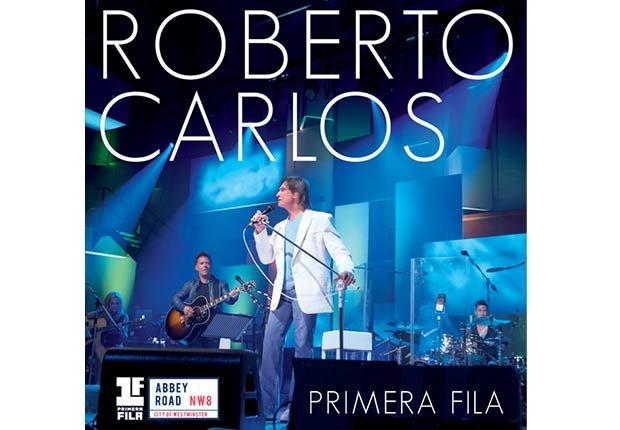 Roberto Carlos, 'Primera Fila' - Discos del 2015