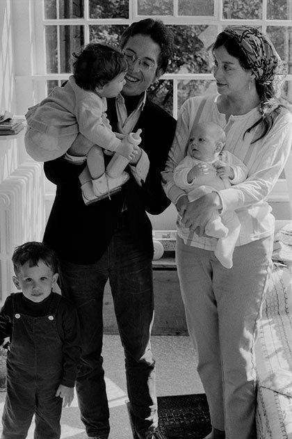 Bob Dylan Cover, Family
