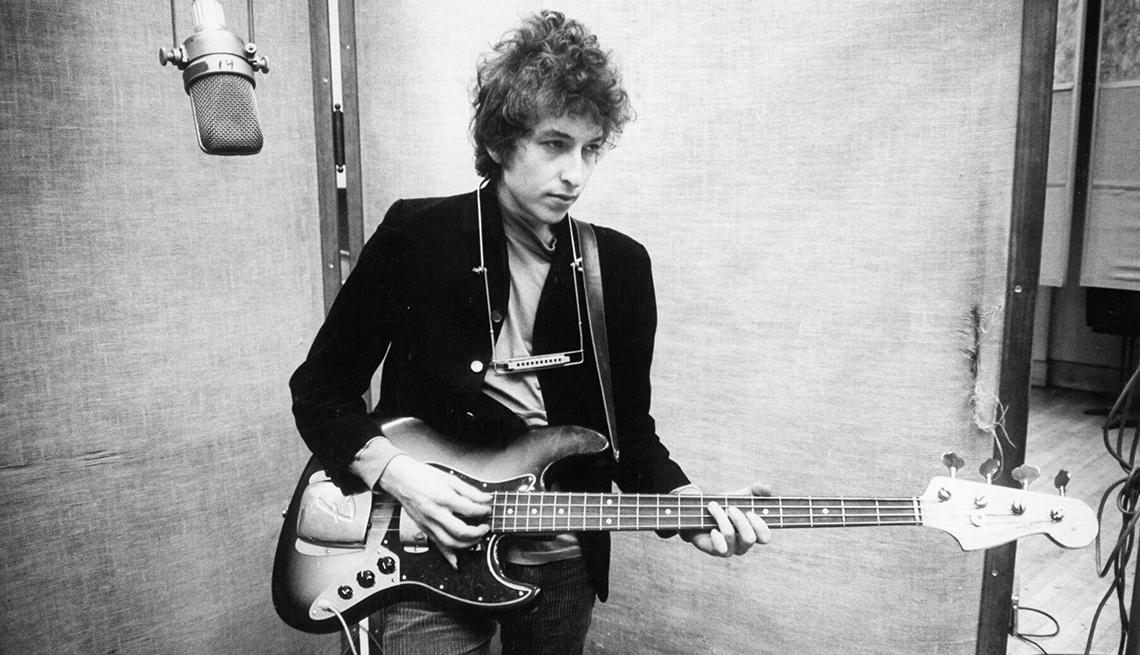 Bob Dylan, Singer, Musician, Recording Studio, Revolutionary Music Of 1965
