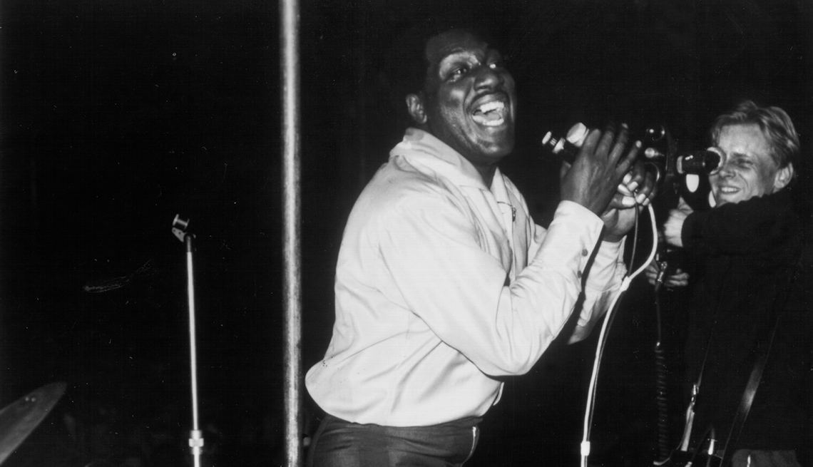 Otis Redding, Singer, Performance, Concert, Revolutionary Music Of 1965