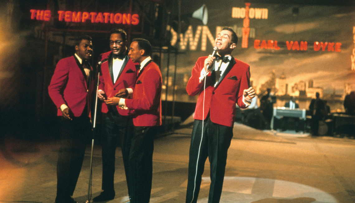 Smokey Robinson And The Miracles, Singers, Performance, Concert, Revolutionary Music Of 1965