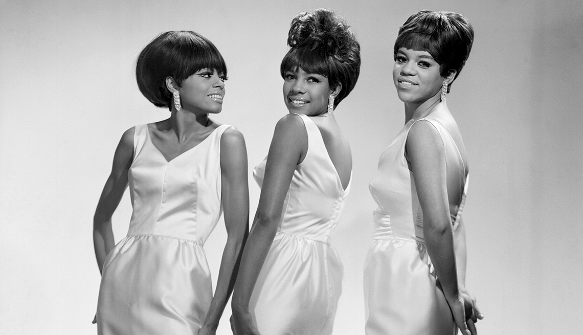 The Supremes, Singers, Diana Ross, Mary Wilson, Florence Ballard, Revolutionary Music Of 1965