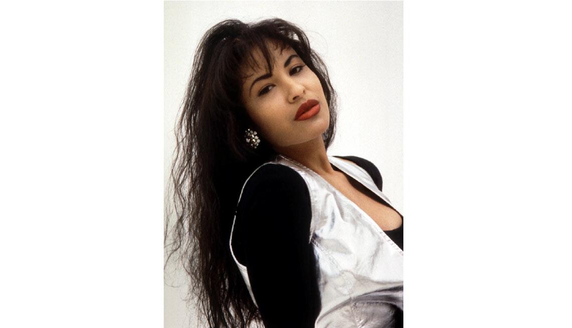 item 7 of Gallery image - Selena - Su carrera en imágenes