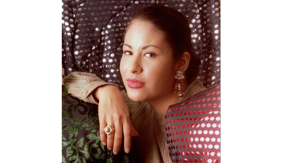 item 9 of Gallery image - Selena - Su carrera en imágenes