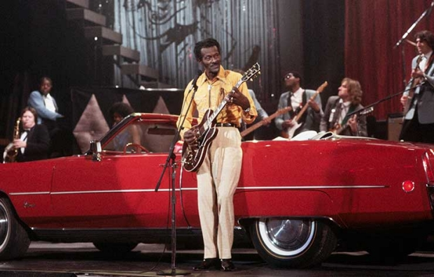 Chuck Berry - Canciones grandiosas sobre autos