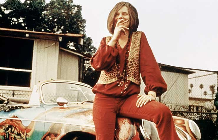 Great Songs About Cars, Janis Joplin