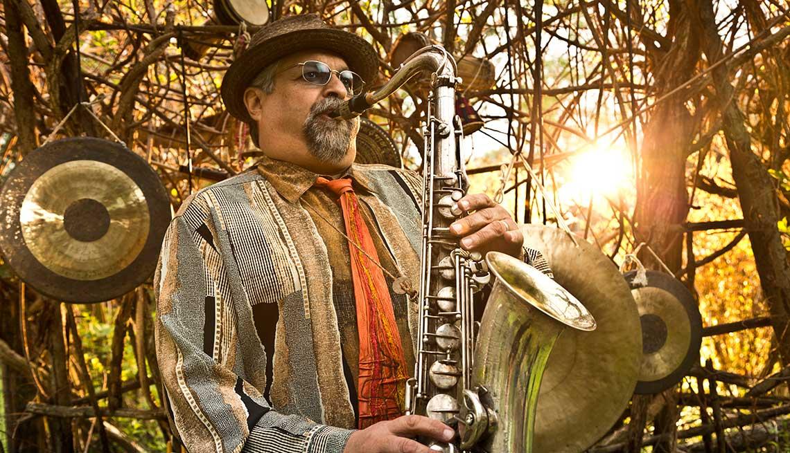Joe Lovano - Mes de la apreciación del jazz y sus grandes artistas