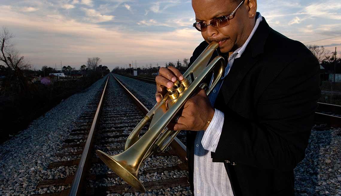 Terence Blanchard - Mes de la apreciación del jazz y sus grandes artistas