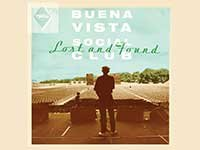 Portada del cd Lost and Found, de El Buena Vista Social Club.