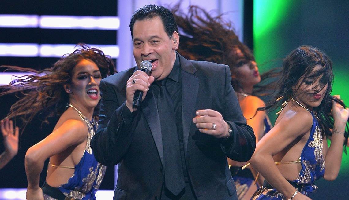Tito Nieves: Sonámbulo - Canciones de la salsa romántica y sus intérpretes