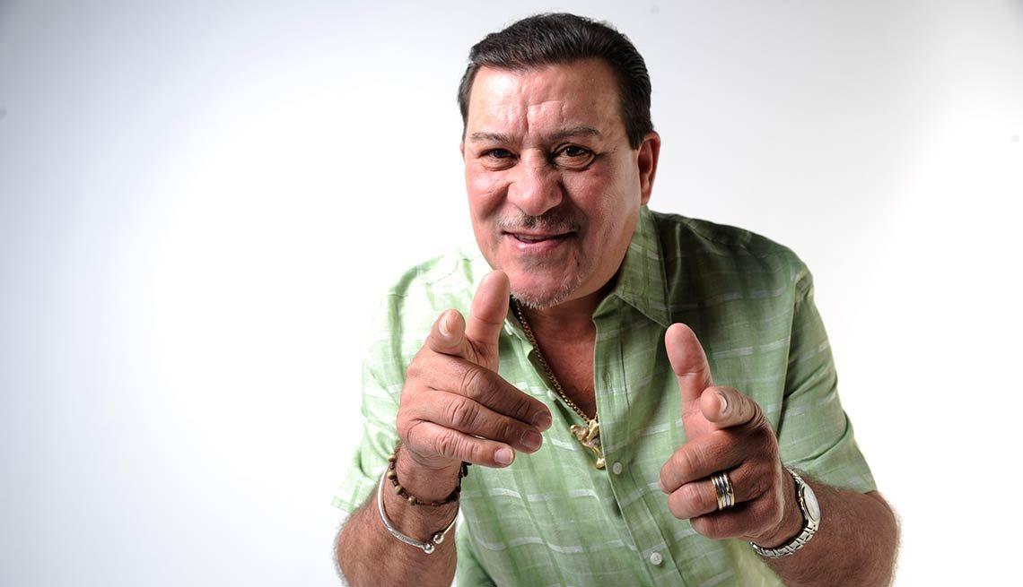 Tito Rojas: Señora de madrugada - Canciones de la salsa romántica y sus intérpretes