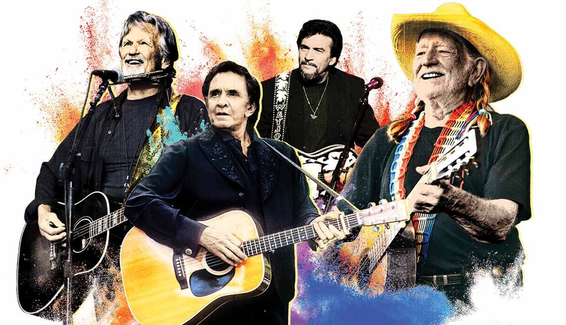 Country Music's Counter-Culture 1980s Supergroup, The ...