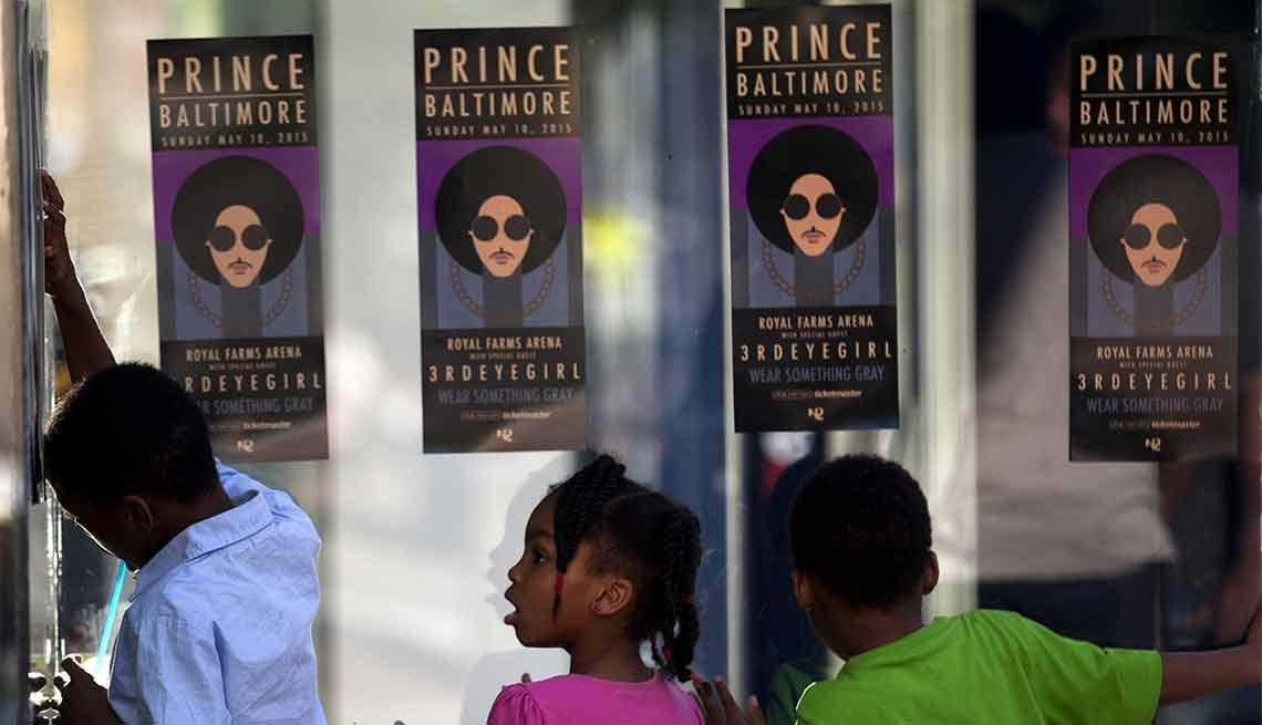 Prince Baltimore Freddie Gray
