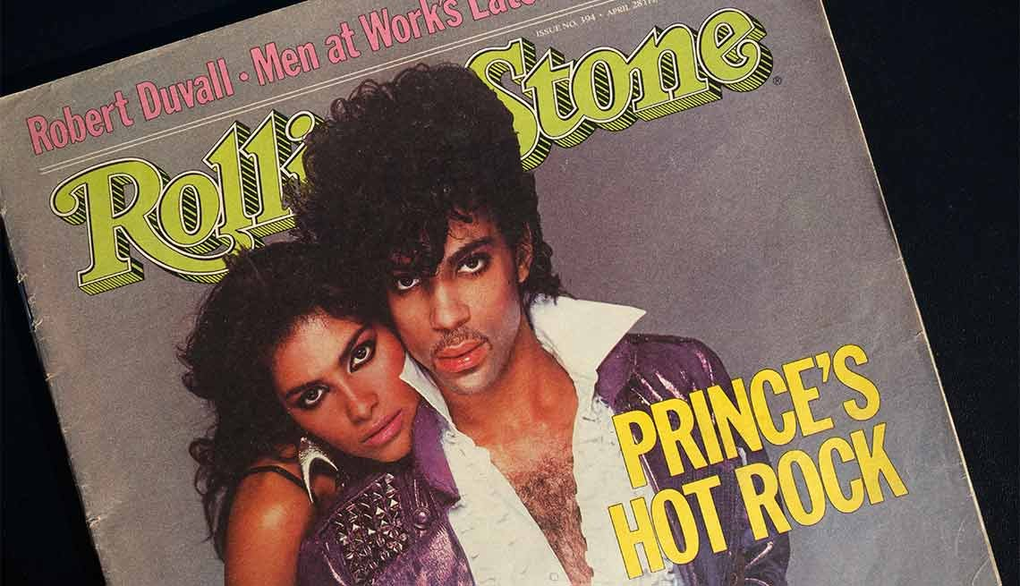 Prince Rolling Stone