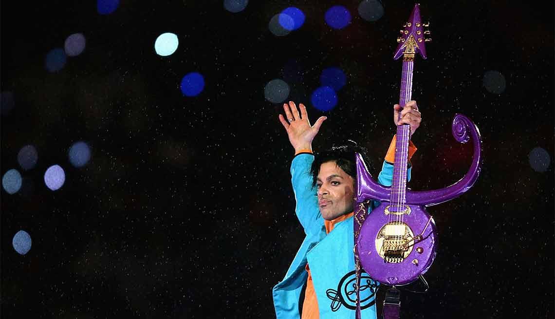Prince Super Bowl 2007