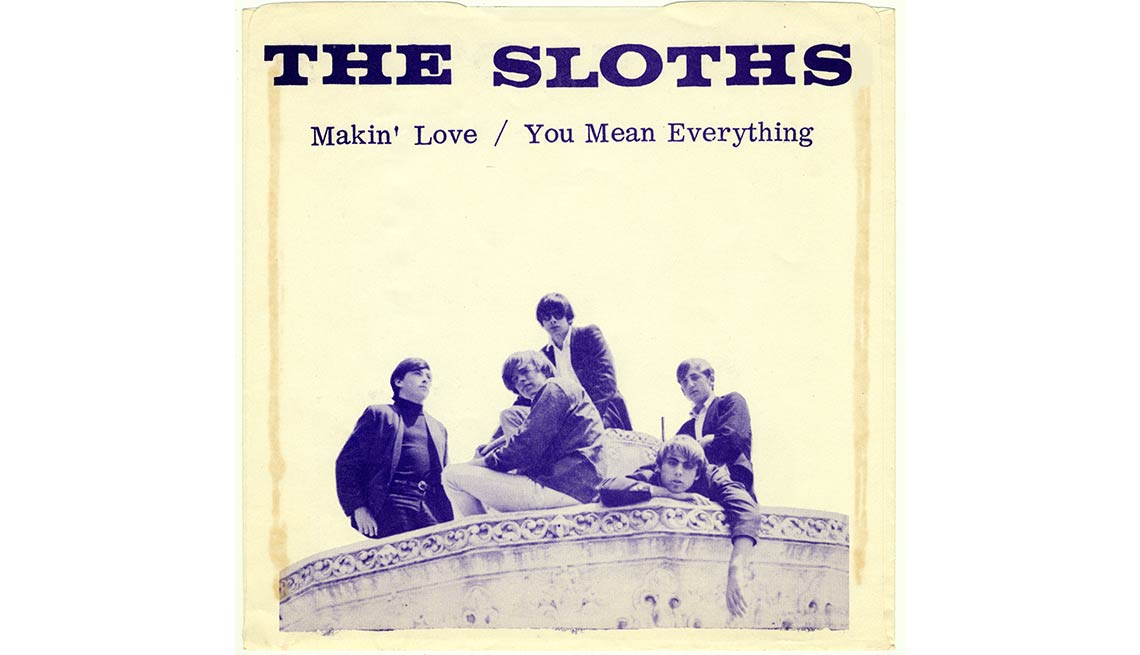 The Sloths, recording from 1965