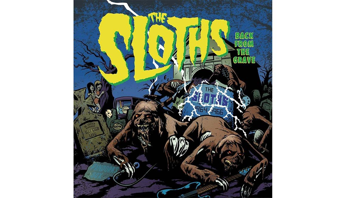The Sloths, Back From the Grave