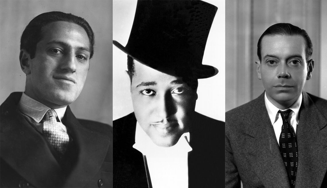 Qué opina Bod Dylan de George Gershwin, Duke Ellington, Cole Porter