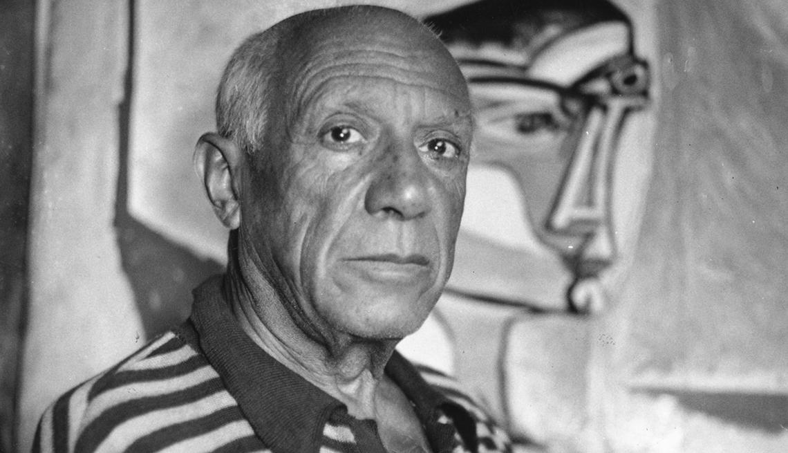 Lo que piensa Bob Dylan de Pablo Picasso
