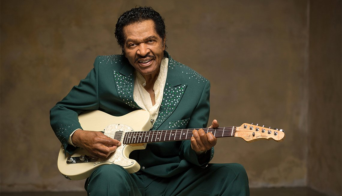 Bobby Rush, Porcupine Meat