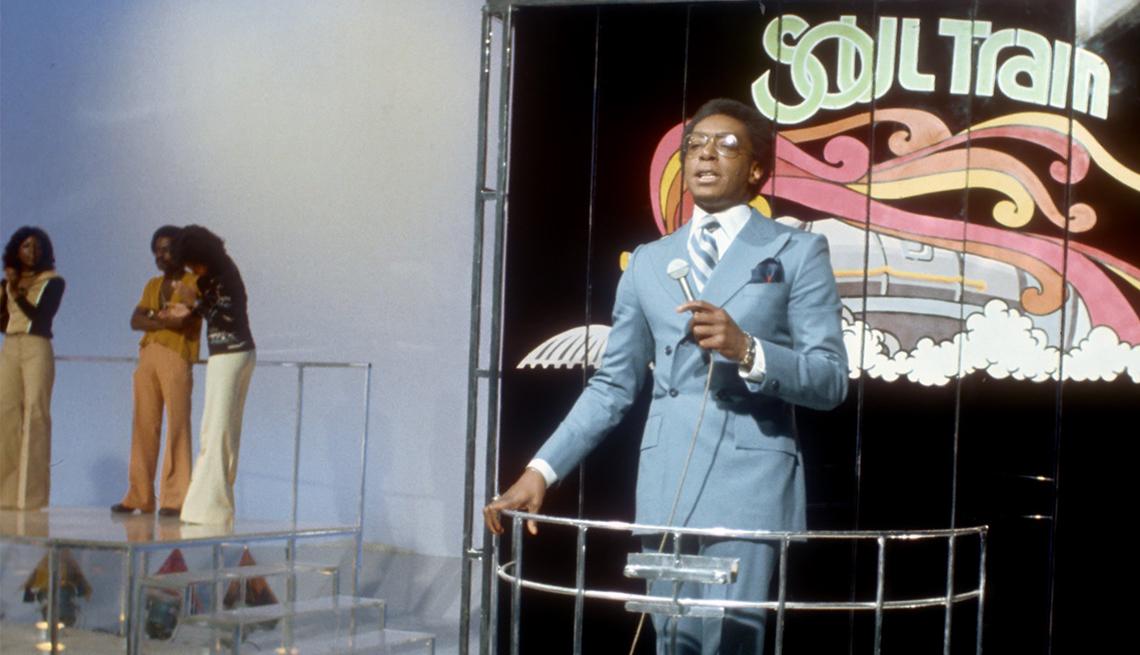 Don Cornelius' Soul Train