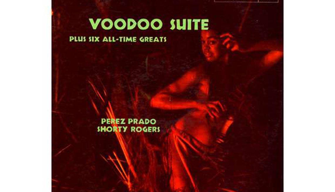Damaso Perez Prado: Carátula de Voodoo Suite