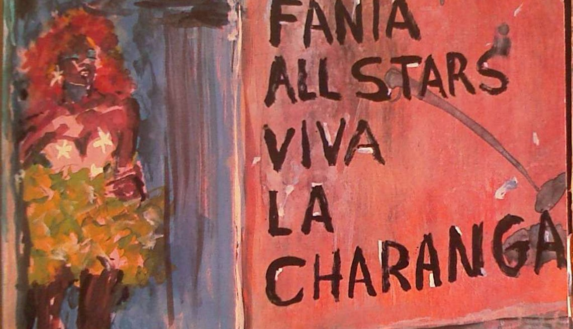 Los mejores discos de la Fania All Stars - Viva la charanga (1986)
