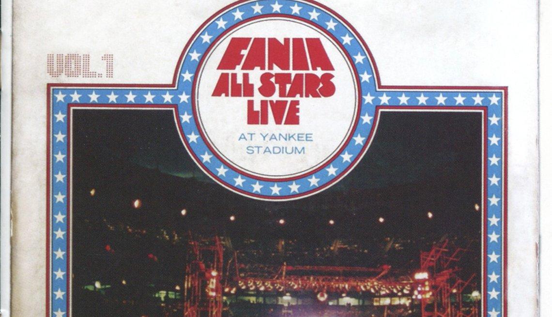 item 4 of Gallery image - Los mejores discos de la Fania All Stars - Live At Yankee Stadium, Vols. 1 & 2 (1976)